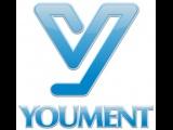 Criação de logotipo para a loja virtual Youment
